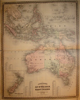 Johnson's Australia and East Indies